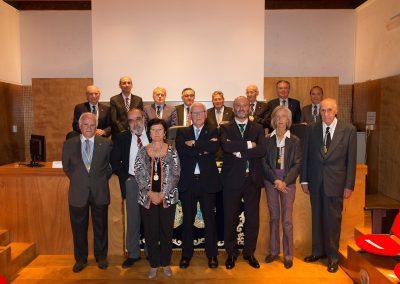 O Prof. Dr. D. Ramón Doallo Biempica, novo Académico Numerario da RAGC