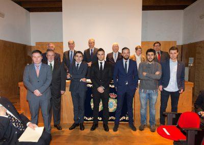 Entrega dos I Premios á Transferencia de Tecnoloxía 2015