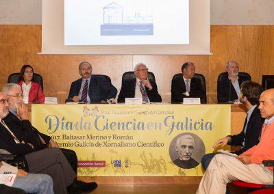 Día da Ciencia en Galicia 2017. Baltasar Merino Román