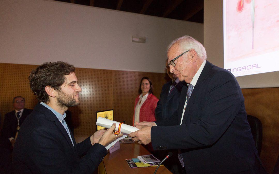 Entrega del II Premio de Xornalismo Ccientífico