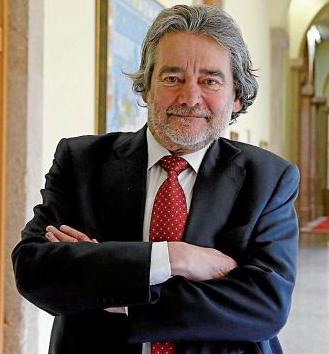 Ingreso de José Antonio Redondo López