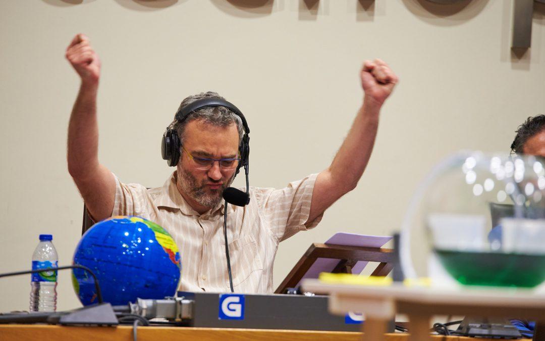 Manuel Vicente García III Premio Galicia de Xornalismo Científico