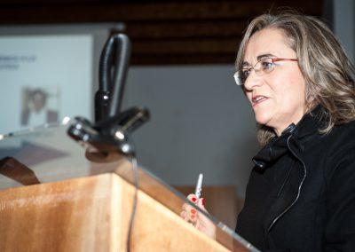 A Prof. Dra. Dª. Mª José Alonso Fernández Nova Académica Numeraria da RAGC