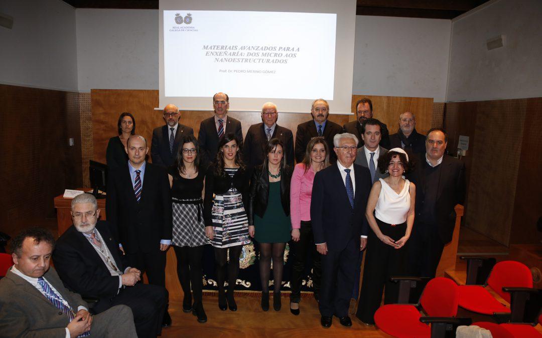 La RAGC inauguró el nuevo curso académico y entregó los Premios de Investigación Ernesto Vieitez