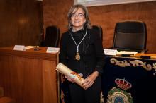 La Académica Mª José Alonso ingresa en la Academia Nacional de Medicina de Estados Unidos