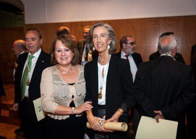 A Prof. Dra. Dª. Alicia Carolina Estevez Toranzo Nova Académica Numeraria da RAGC