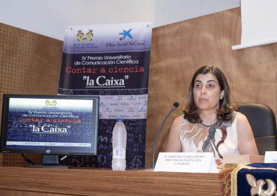 Entrega dos Premios de Comunicación Contar a Ciencia 2017