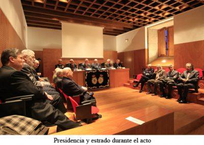 Apertura Curso Académico 2011