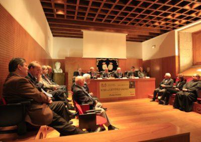 Celebración do Día do Científico Galego 2013. Padre Feijoo