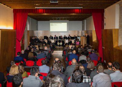 Apertura do curso 2017 e entrega dos Premios Ernesto Viéitez 2016
