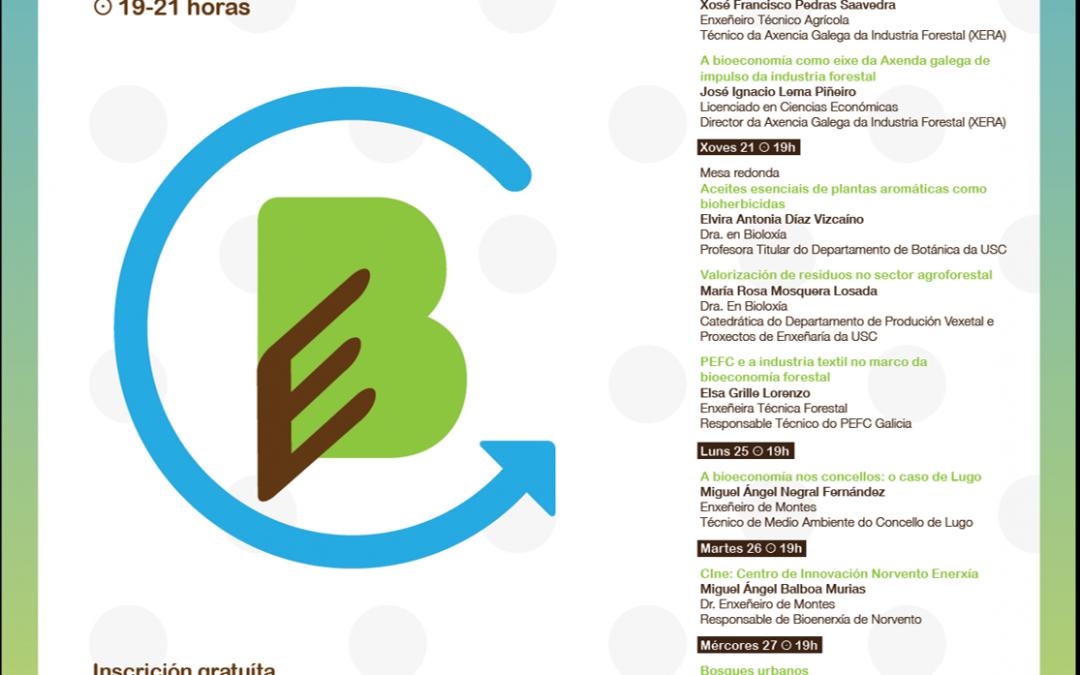 Ciclo de Conferencias sobre Bioeconomía e Economía Circular