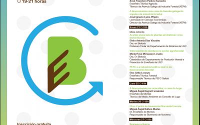 Ciclo de Conferencias sobre Bioeconomía y Economía Circular