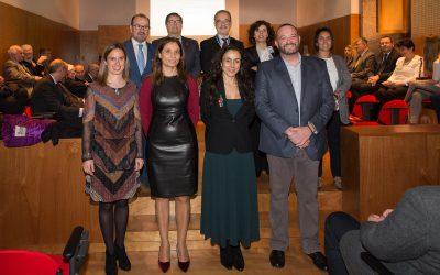 Entrega de los premios de Transferencia de Tecnología y Periodismo de la RAGC 2019