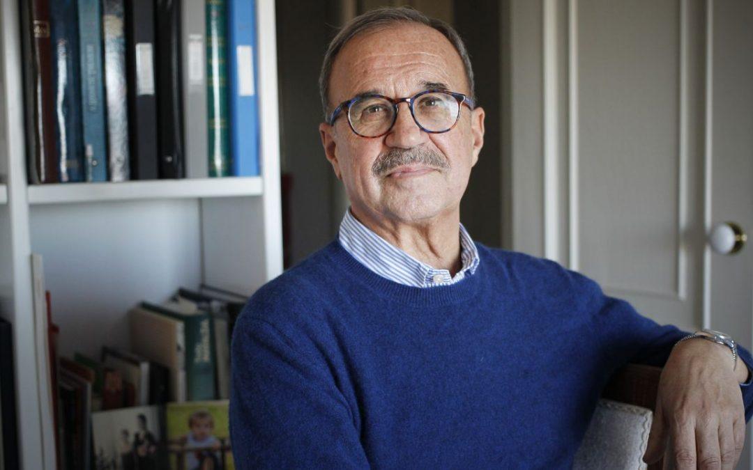 Juan Lema, presidente de la RAGC, pide un Pacto por la Ciencia