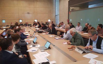 A RAGC reúne a expertos para unha análise da produción científica das universidades galegas