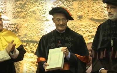 El Prof. Angel Carracedo nombrado Dr. Honoris Causa por la Universidade do Minho