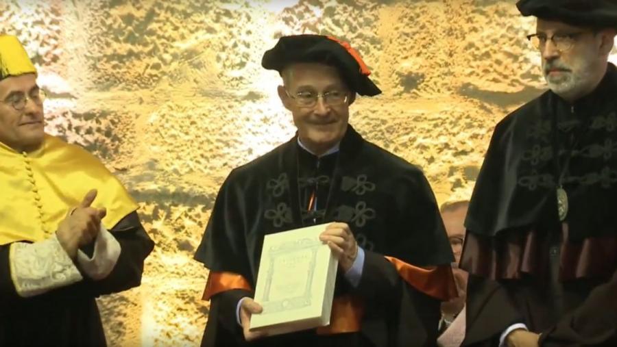 El Prof. Angel Carracedo nombrado Dr. Honoris Causa por la Universidade do Minho