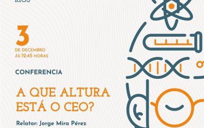 """Conferencia """"A que altura está o ceo?"""" – Ciclo Aida Fernández Ríos"""