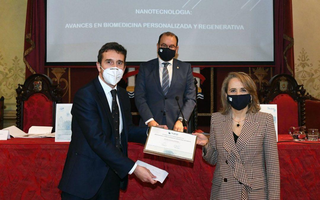 A Académica Maria José Alonso recibe o XVII Premio Burdinola