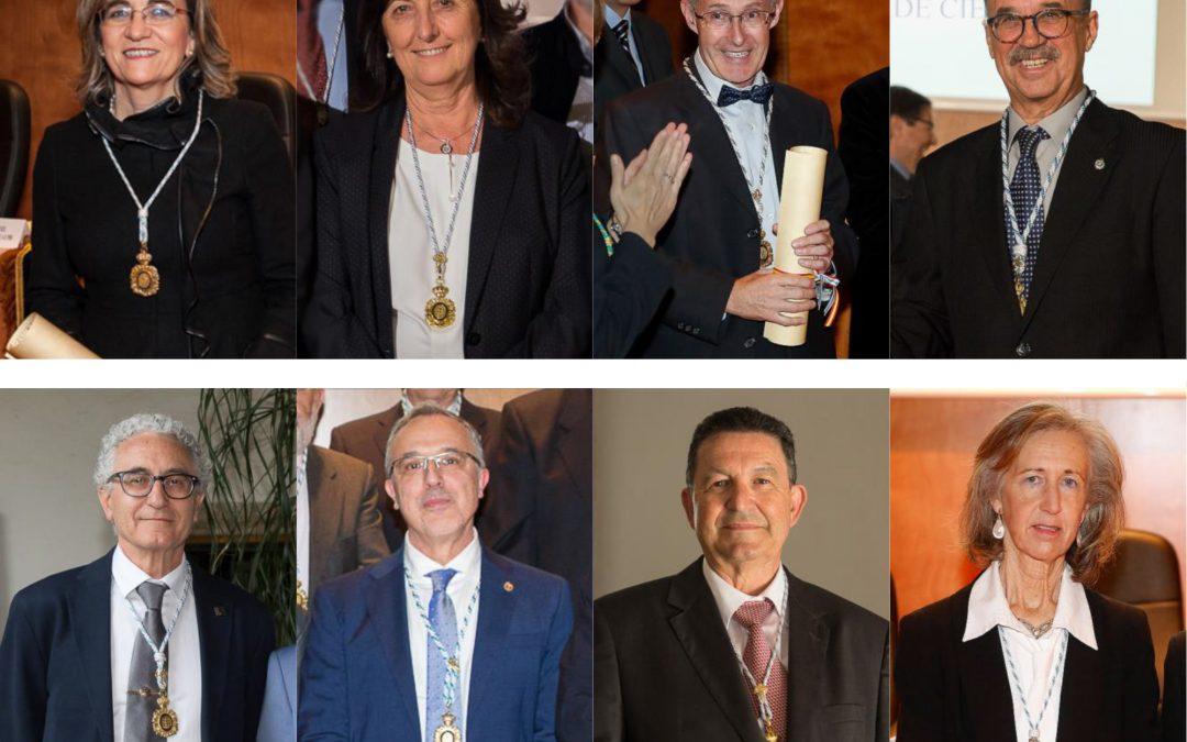 A investigación galega no top mundial, con oito académicas e académicos da RAGC entre os máis influentes