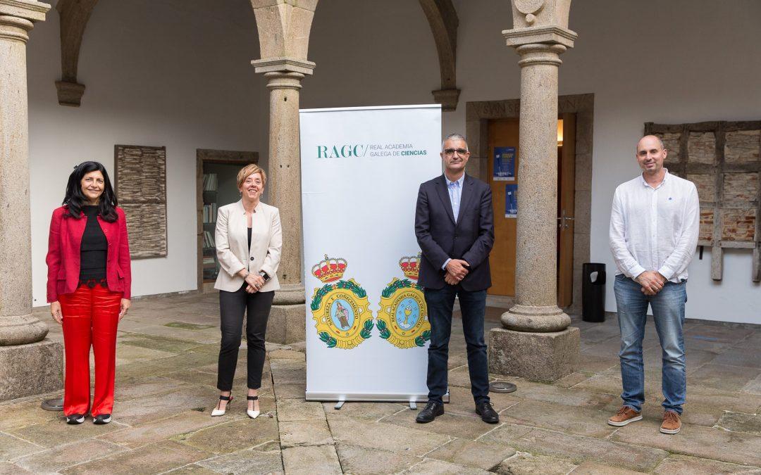 Os cambios no xenoma e a metástase foron os temas da xornada do martes do ciclo de conferencias Avances sobre o cancro da RAGC e a Deputación da Coruña