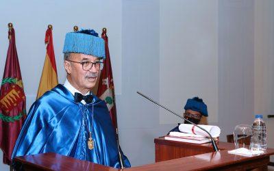 O presidente da RAGC, Juan Lema, foi investido Doutor Honoris Causa da Universidad de Valladolid