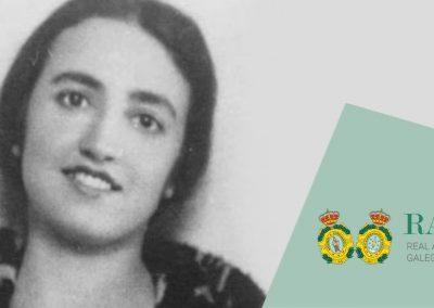 Día da Ciencia en Galicia 2021. Jimena Fernández de la Vega