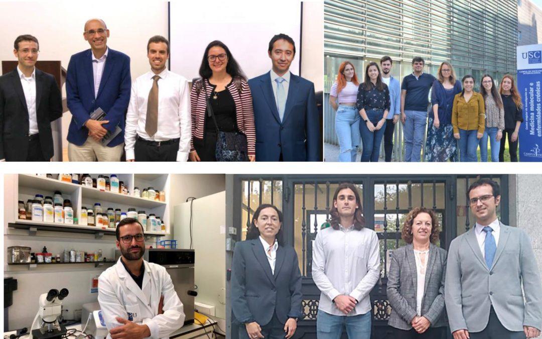 A RAGC distingue o traballo de investigadores das universidades de Santiago e Vigo cos Premios Ernesto Viéitez Cortizo 2021